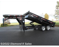 #Available To Order - 2018 PJ Trailers Dump DJ16XL-16k