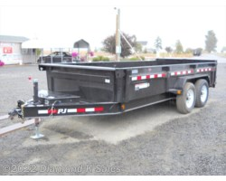 #Available To Order - 2018 PJ Trailers Dump DJ16XL-14k