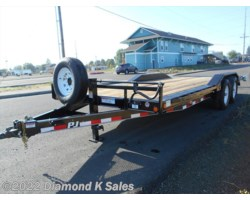 #Available  To Order - 2018 PJ Trailers Flatdeck B620-14K