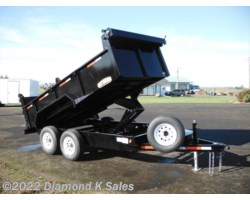 #S011124 - 2018 Great Northern 6' X 12' 10K CUSTOM DUMP