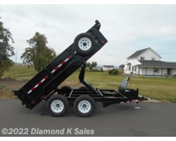 #On Order - 2018 PJ Trailers Dump D712_14K