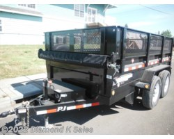 #Available To Order - 2018 PJ Trailers Dump D312 14K