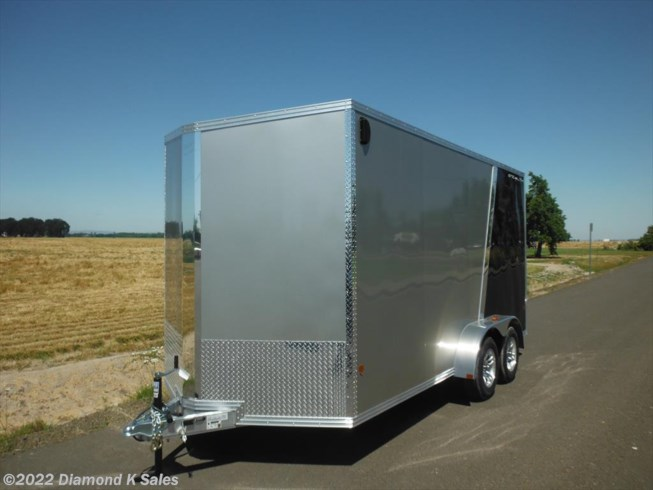 "2017 CargoPro Stealth 7"" X 16' 7k Enclosed"