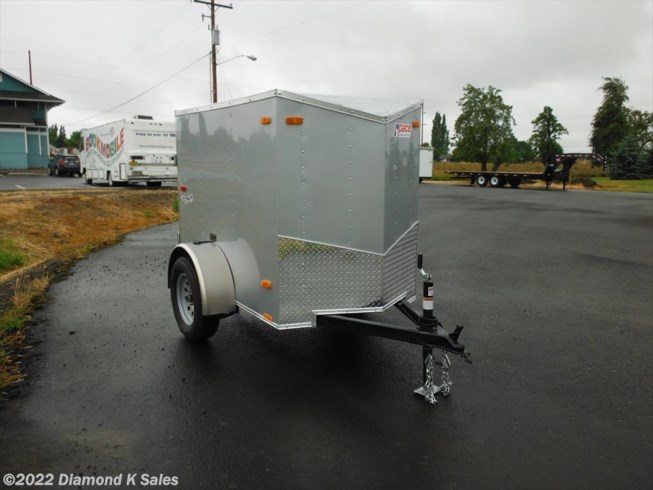 2015 Pace American Outback 4' X 6' 3K