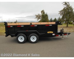 #Available To Order - 2018 Great Northern MSDU 6 X 12 10K CUSTOM DUMP