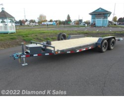 #Available To Order - 2018 PJ Trailers Flatdeck CE20_10K