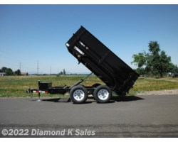 #Available To Order - 2018 PJ Trailers Dump D510-10K