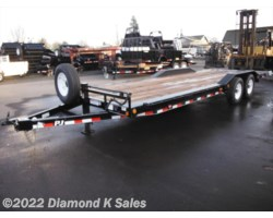 #Available To Order - 2018 PJ Trailers Flatdeck B624-14K