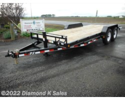 #Available To Order - 2018 PJ Trailers Carhauler CC18-14K