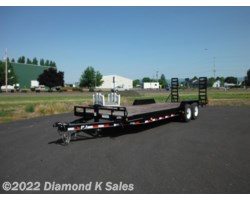 #Available To Order - 2018 PJ Trailers Carhauler CC24_14K
