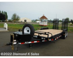 #Available To Order - 2018 PJ Trailers Carhauler CC22-14K