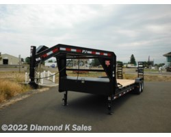 #Available To Order - 2018 PJ Trailers Carhauler CCR24-15K