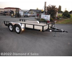 #2576162 - 2018 PJ Trailers Utility UK14-7k