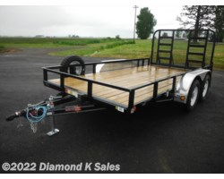 #Available To Order - 2018 PJ Trailers Utility UL14-7k Utility
