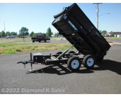 #Available To Order - 2018 PJ Trailers Dump D510-7K