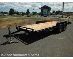 #CH179 - 2018 Five Star 7' X 20' 12K Channel Equipment