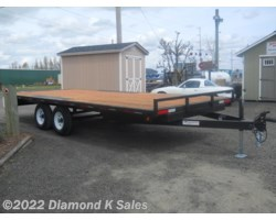 #Available To Order - 2018 Five Star 8X20 10K Deckover
