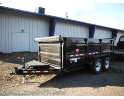 #1287965 - 2018 PJ Trailers Dump DM14 14K Low Pro