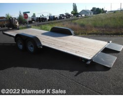 #1002288 - 2018 Summit Trailer Alpine 7' X 18' 7K Tilt