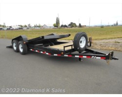 #On Order - 2018 PJ Trailers Tilt TJ20-16K