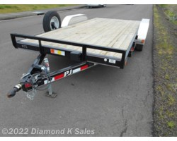 #Available To Order - 2018 PJ Trailers Carhauler C516-7K
