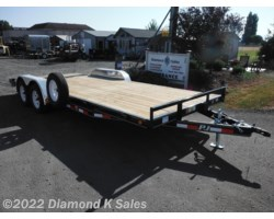 #Available To Order - 2018 PJ Trailers Carhauler C520-7k