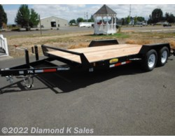 #DB20-10k-D - 2018 Great Northern 7' X 20' 10 K Car Hauler
