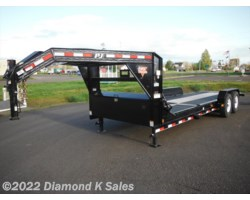 #Available To Order - 2019 PJ Trailers Tilt T6R22 14K Gooseneck