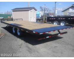 #Available To Order - 2019 PJ Trailers Tilt T822 96X22