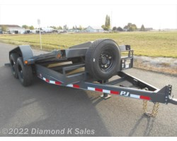 #Available To Order - 2019 PJ Trailers Tilt TJ16-16K