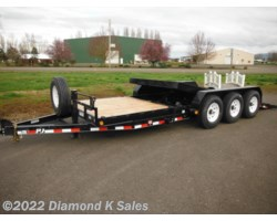 #Available To Order - 2019 PJ Trailers Tilt T622-21K
