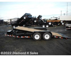 #Available To Order - 2019 PJ Trailers Tilt TF18-14K