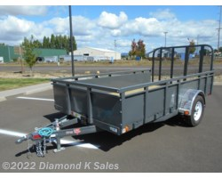 #Available To Order - 2019 PJ Trailers Utility U610-3K Landscape