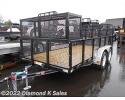 #Available To Order - 2019 PJ Trailers Utility U714-7k Landscape