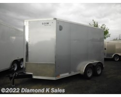 #T020264 - 2018 Look Vision 7' X 12' 7k Enclosed