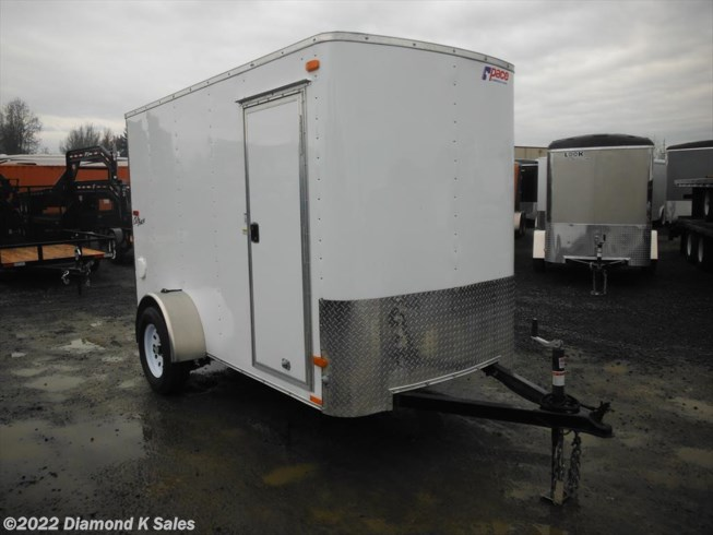 2019 Pace American Outback 5' X 10' 3K