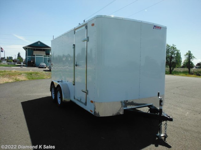 2019 Pace American Outback 7' X 14' 7K