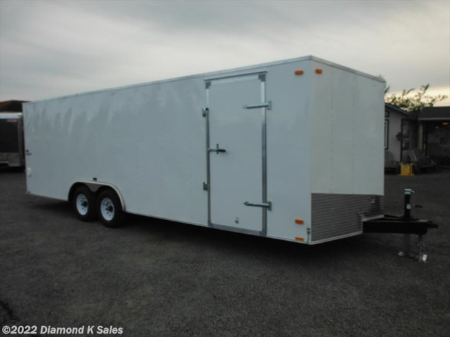 "2019 Pace American Outback 8' 6"" X 24' 10K"