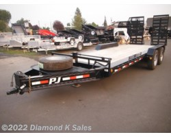 #H520-20K - 2019 PJ Trailers Flatdeck 7' X 20' Pro-Beam Equipment