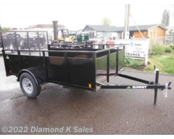 #1002939 - 2018 Summit Trailer Alpine 6' X 10' 3K LANDSCAPE