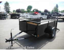 #1002934 - 2018 Summit Trailer Alpine 5' x 8' 3K LANDSCAPE