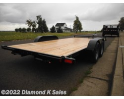 #1002931 - 2018 Summit Trailer Alpine 7' X 14' 7K Flatbed