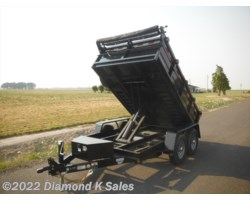 "#DT288 6.5X10 - 2018 Five Star 6'6"" X 10' 10K SH Dump"