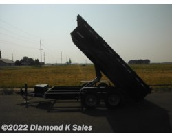 "#DT288 6.5X12 - 2018 Five Star 6'6"" X 12' 10K SH Dump"