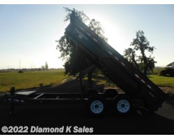 #1294687 - 2019 PJ Trailers Dump 7' X 14' 14K DL Low Pro