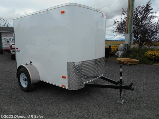 2018 Pace American Outback 5' X 8' 3K