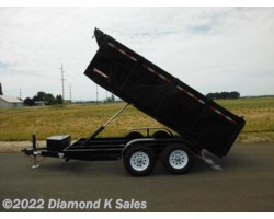#F000227 - 2018 Five Star D10 6' X 12' 10K 3' side