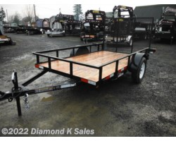 "#F000128 - 2018 Five Star 5' 6"" X 10' Utility W/Gate"