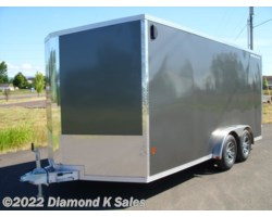 "#B019173 - 2018 CargoPro Stealth 7"" X 16' 7k Enclosed"