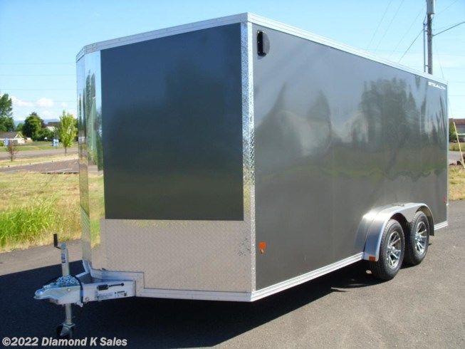 "2018 CargoPro Stealth 7"" X 16' 7k Enclosed"